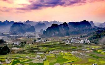 国家投3个亿支持广西14县旅游设施升级