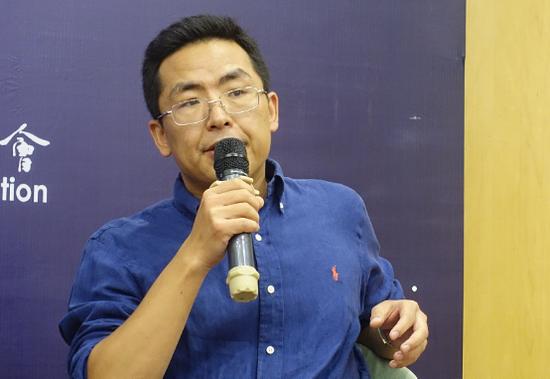 沪江副总裁张韬谈论教育公益模式的创新