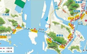 珠机城轨二期主体工程全面施工,隧道年底开挖