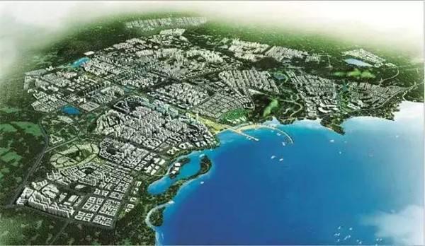 云南昆明57.89亿元挂牌呈贡新区13宗地 总面积达1258亩