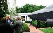 特朗普在白宫办国货展