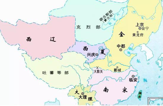 """东晋名士谢安 """"东山再起""""的东山究竟在哪儿?图片"""