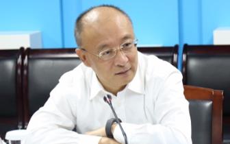 国资委党委委员、秘书长阎晓峰赴南航集团调研