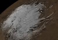 研究发现:火星上发现了第一个液态水湖
