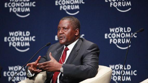 非洲首富:等我们建完炼油厂 2020年就收购阿森纳!