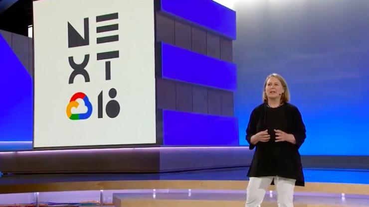 谷歌云开大会,李飞飞等高管公布多款AI新产品