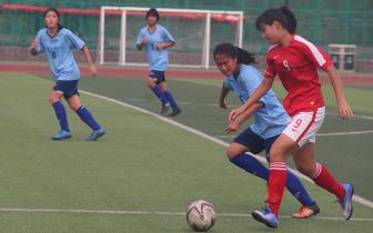 省运会女子足球甲组比赛收官 石家庄队憾负