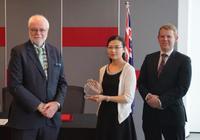新西兰教育部长访华,留学机构成行程重点之一