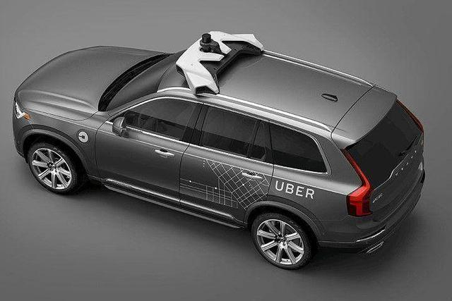 "Uber自动驾驶测试重新上路 将以""手动""模式进行"
