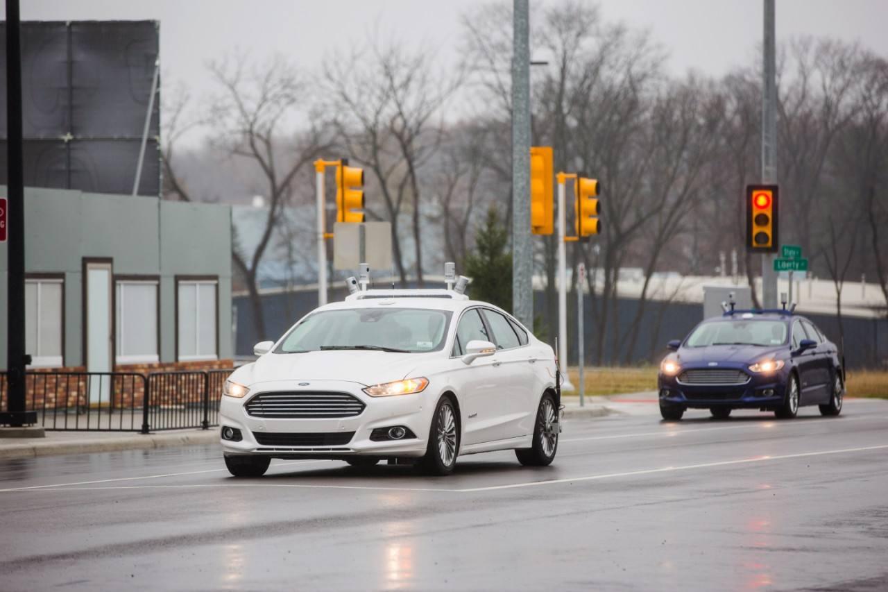 投资40亿美元 福特成立自动驾驶汽车公司