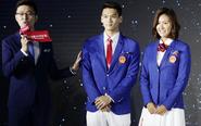 中国代表团亚运礼服揭晓