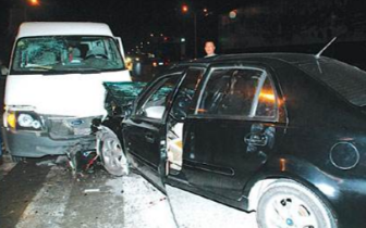 福州一男子酒后驾驶撞死人 找妻子顶包被诉