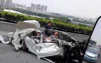 警方通报!福州三环路离奇车祸 以故意杀人案立案