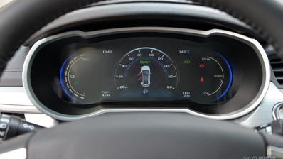 电动版和汽油版都热销 新帝豪GSe