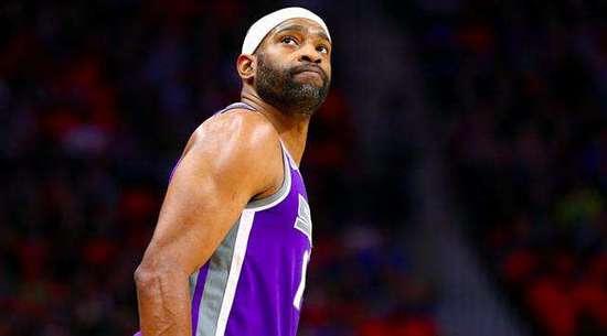 卡特1年合同签约老鹰 老飞人新赛季继续征战NBA