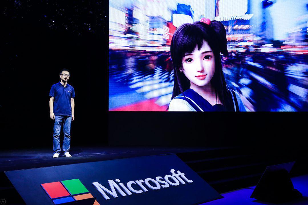 微软发布第六代小冰 走向平台化和商业化