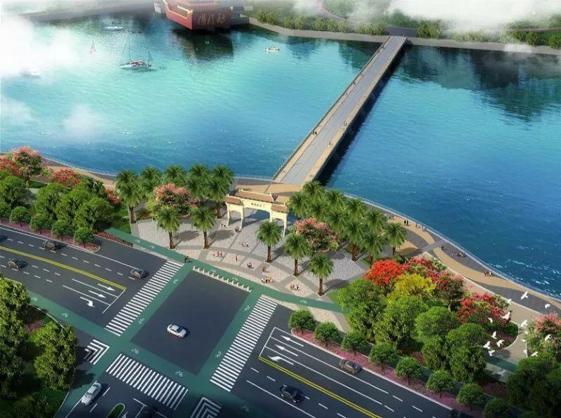 海燕桥即将拆除重建!效果图超惊艳