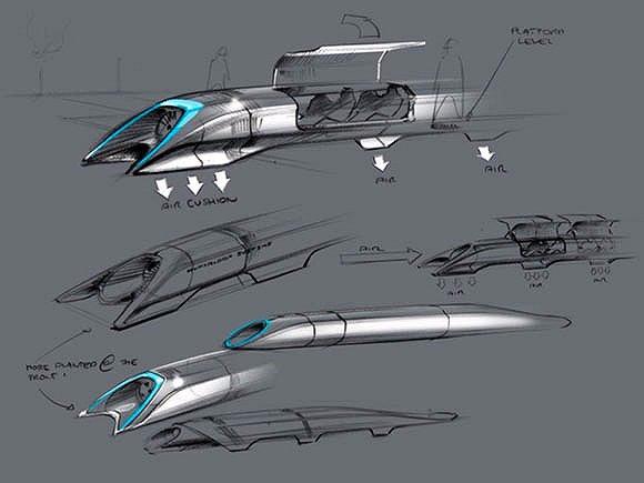 多家中国头部企业正与美国超级高铁公司HTT商谈