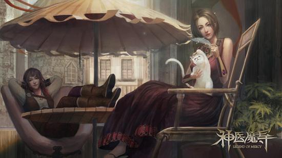 独立之声:出身影视跨界做游戏 《神医魔导》的爽文世界