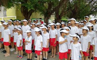 福建省首例跨市关爱农村留守儿童夏令营活动在福清启动