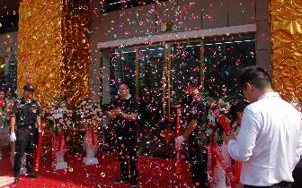悦海城城市展厅盛大开启 共鉴时代盛宴