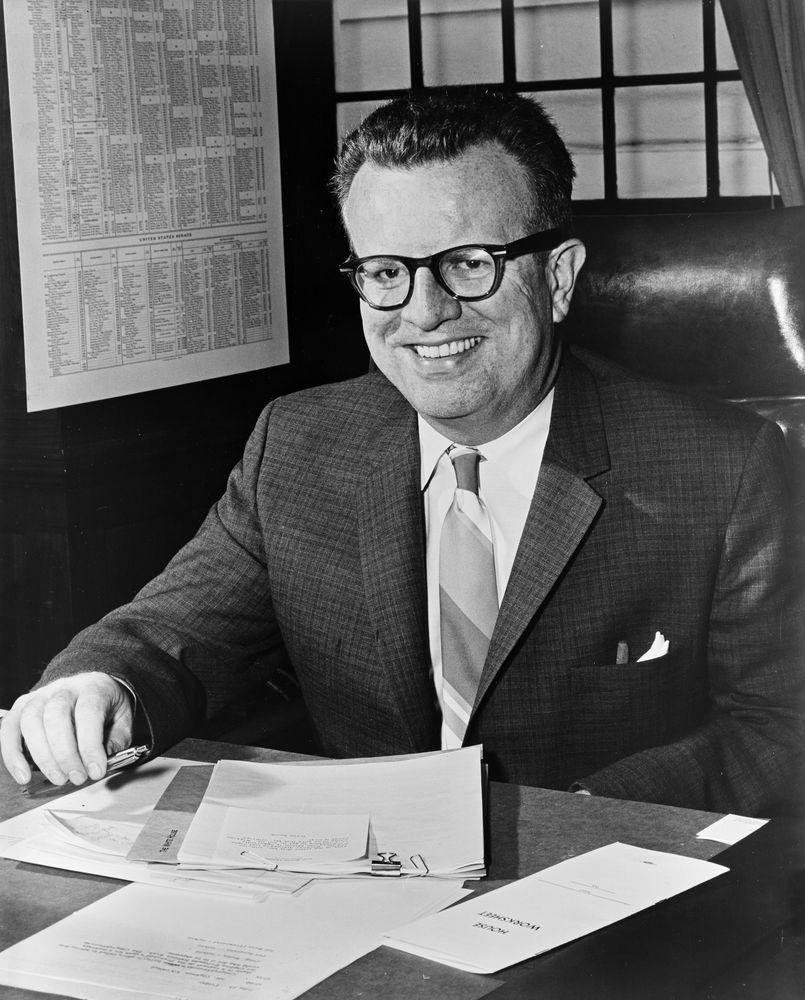 斯特恩的前任奥布莱恩,他曾竞选过美国总统