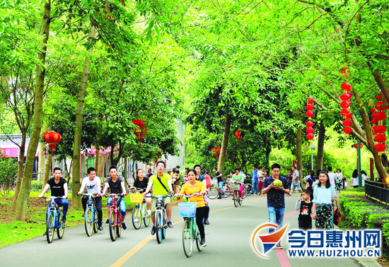 惠州旅游业40年巨大变迁:过去三个景点 如今全域旅游