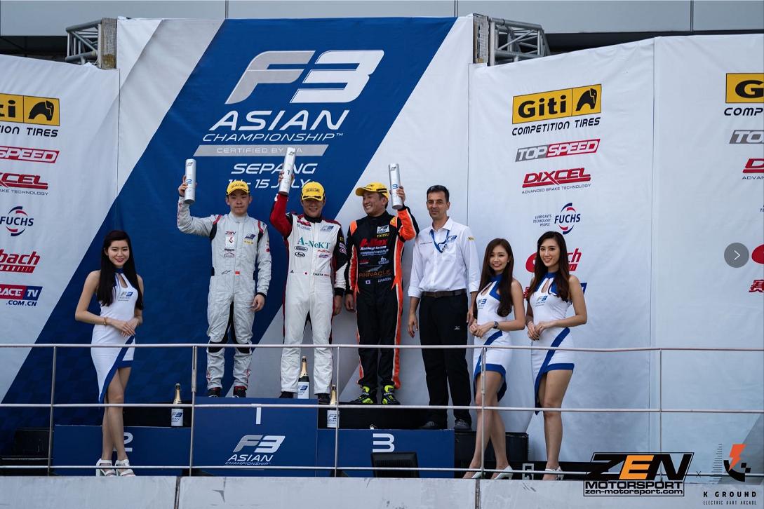 Zen Motorsport车队重返赛场 打造中国赛车晋级路