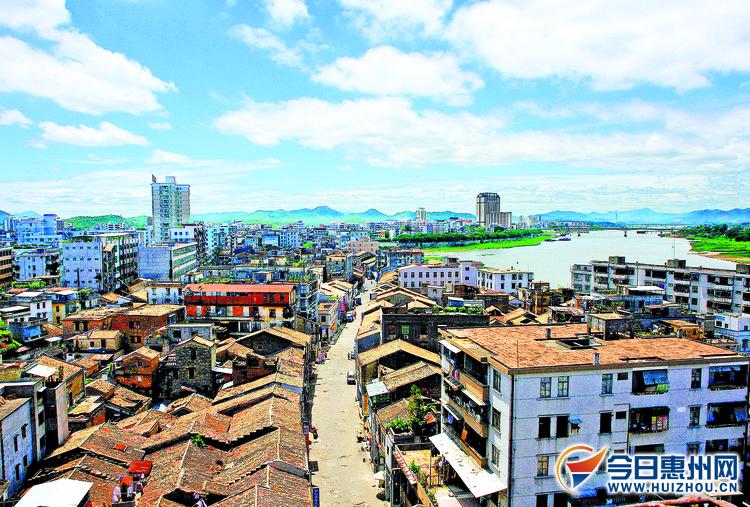 5处省级历史文化街区 展现惠州历史发展脉络