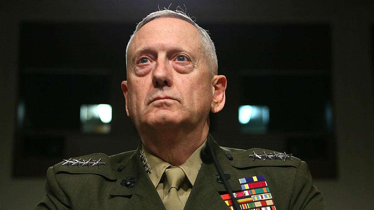 美防长公开表态:所谓美国空袭伊朗报道纯属杜撰