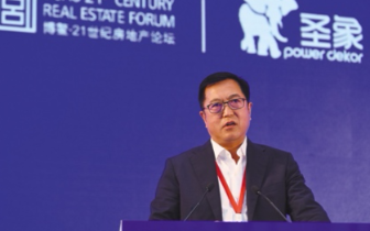 李青岸:绿城2019年 销售可到2000亿元