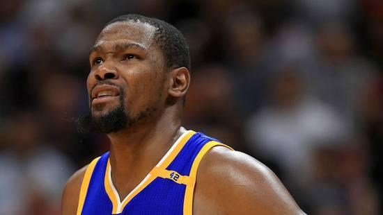 众星力挺NBA在赌城建队 KD:球员会喜欢来这打球