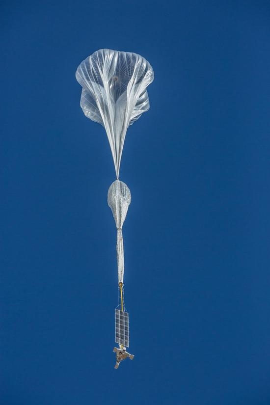 这家公司想用气球带你到太空边缘 有兴趣搭一程吗