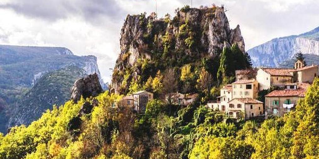 遗忘在世界偏远角落的8个村子 才是世外桃源