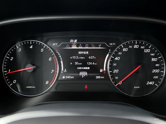 诚意满满的A级SUV 试驾天津一汽骏派D80