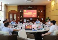 对外经济贸易大学一行到访三亚学院 双方洽谈合作事宜