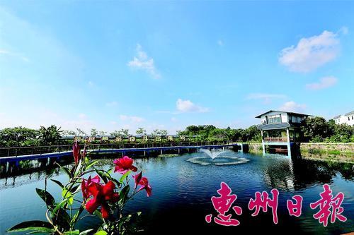 惠州创建国家全域旅游示范区