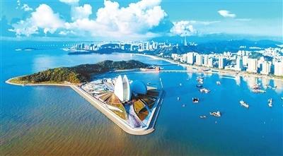 """珠海全力创建""""国家全域旅游示范区"""""""