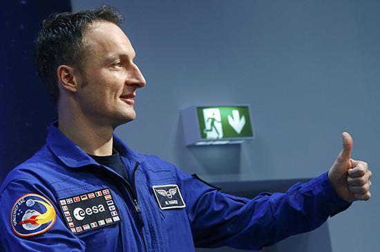 欧洲宇航员:学中文有利于未来在中国空间站工作