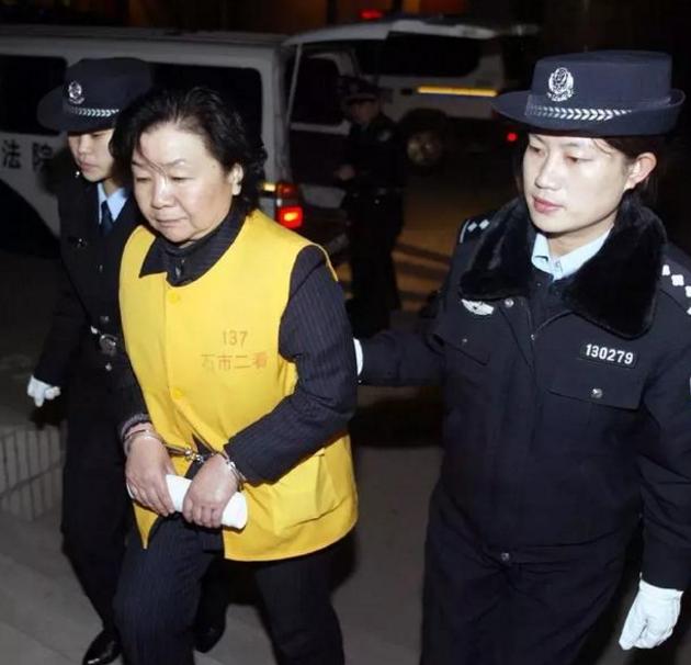 三鹿前董事长狱中表现积极三次获减刑 原被判无期