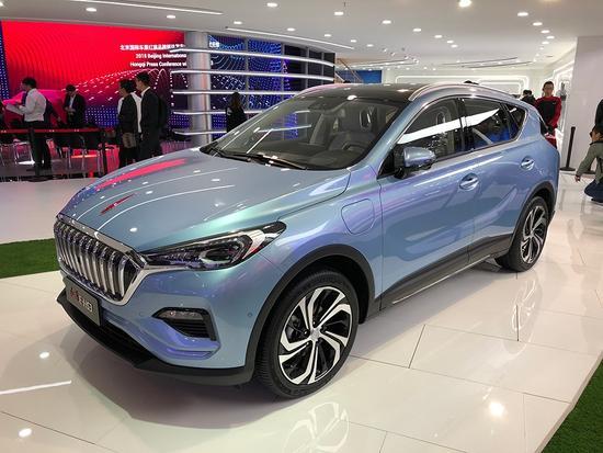 借势主攻SUV市场 红旗发布新产品规划