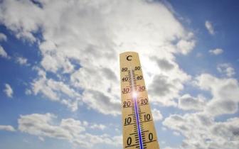 42.1℃白樟30日全省最热 2日起高温有所减弱