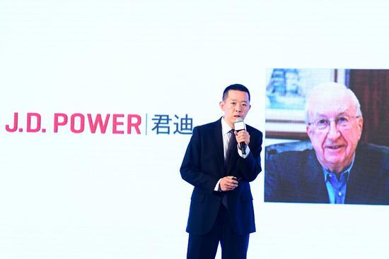 J.D. Power研究部总监王庆华