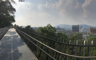 福道象山隧道附近新增东入口 福道建设全线完成