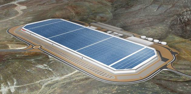 特斯拉将在德国或荷兰建超级工厂 生产汽车和电池