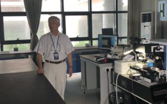 美籍台湾学者回国创业:只有大陆真正投入基础科研
