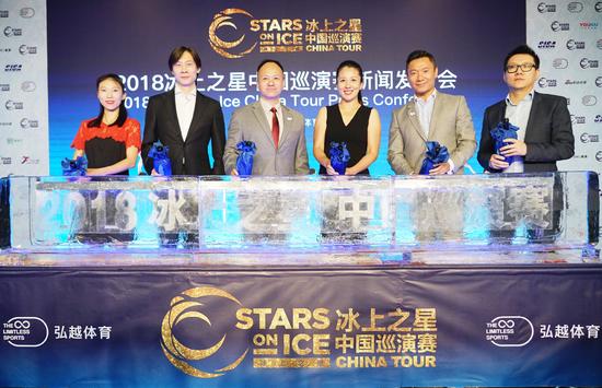 普鲁申科9月来华 全程参与《冰上之星》中国巡演