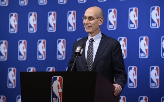 全美首例!NBA和博彩公司达3年2500万美元合作协议