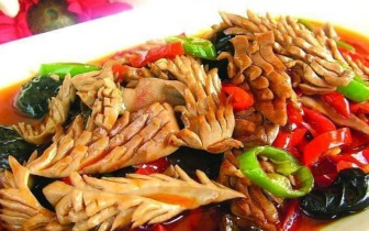 几款家常爆炒菜肴的美味做法, 香辣可口超级下饭