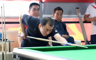 张凤桐——一个眼里只有台球的普通人